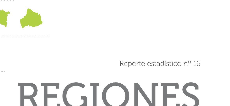 Reporte Estadístico N°16. Regiones